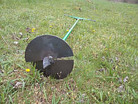 Бур садовый 2 насадки (150 и 200 мм)