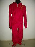 Спортивный велюровый костюм Кошка, р-ры 140, 150, 160