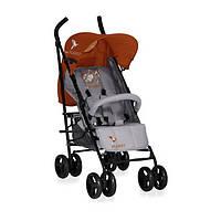 Bertoni Прогулочная коляска Bertoni I-MOVE ЧЕХОЛ (grey&orange lorelli)