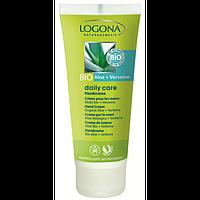 Logona Logona БИО-Крем для нормальной и сухой кожи рук с Алоэ (для всей семьи) (100 мл)