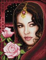 Набор для вышивки Идейка Восточная красавица (ide_R485) 32×39 см