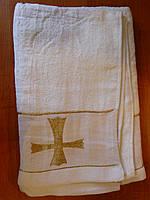Крыжма для крещения махровая