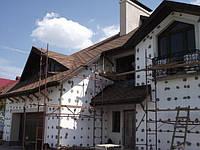 Утепление фасадов домов, квартир, высоток в Одессе