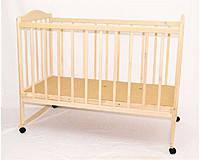 Кроватка (манеж) детская дуга+колеса.(7) (Арт. 33457)