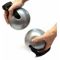 Мячи-утяжелители для фитнеса и пилатеса ENERGY BALL 2х230 гр