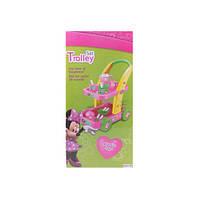 Детский игровой набор Тележка HC 16  DM, для посуды с чайным сервизом