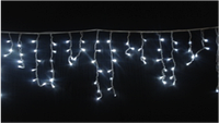 Короткие шторы LED