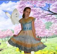 Нарядное платье на выпускной для девочки,10,11 лет, Киев.
