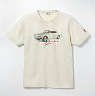 Классическая мужская футболка Volkswagen Classic T-shirt Karmann Ghia