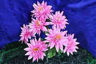 Искусственные цветы, букет астра