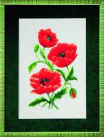Набор для вышивки бисером «Любимые цветы»