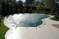 Всесезонный тент для бассейна