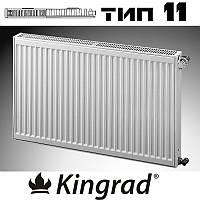 Радиатор стальной панельный  KORADO Kingrad Compact ТИП 11  500x400 бок бок