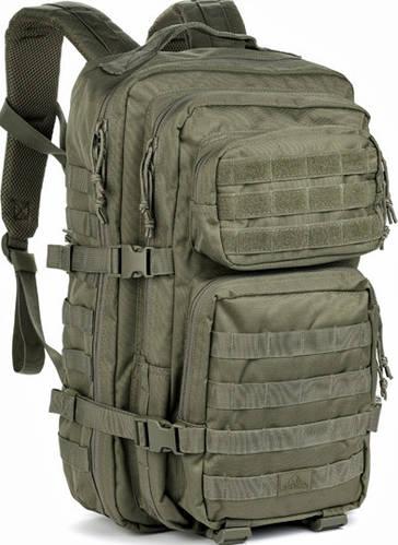 Надежный мужской рюкзак Red Rock Large Assault 35, 921441 оливковый