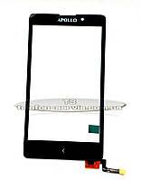Сенсорный экран   Nokia XL Dual Sim, черный
