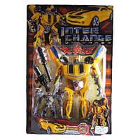Детская игрушка Трансформер 8701-8702 TRANSFORMERS, 30см