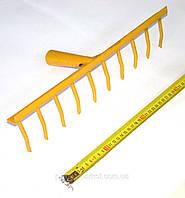 Грабли штыревые 10 зубов (порошковая покраска)