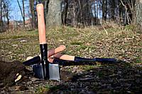 Сапёрная лопата малая из высококачественной стали 1.8мм