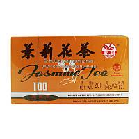 Чай зеленый в пакетиках Sprouting Жасмин 100шт