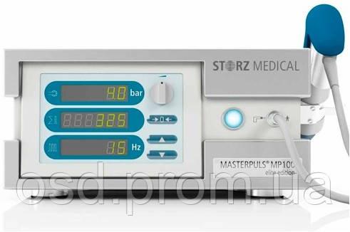 Аппарат для радиальной экстракорпоральной ударно-волновой терапии MASTERPULS MP100