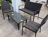 Комплект мебели VERA из искусственного ротанга