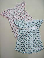 Детская ночная рубашка Жатка Размер 92 - 128 см