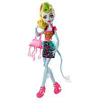 Кукла Монстер Хай Лагунафаер Слияние Монстров Monster High Lagoonafire Freaky Fusion