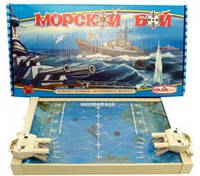 """Настольная игра """"Морской бой"""" Danko Toys"""