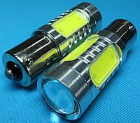 Светодиоды для задних фонарей автомобиля p21w ba15s 1156 COB
