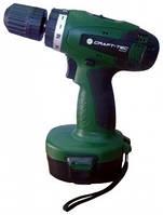 Аккумуляторный шуруповерт Craft-tec 12-1-Li Pro