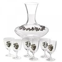 Набор для вина 7 предметов SKS (61107)