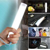 Светодиодный аккумуляторный автомобильный фонарь 2W 1000 mAH, фото 1