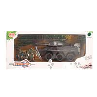 Детский набор игровых фигурок Военный 36082  БМП