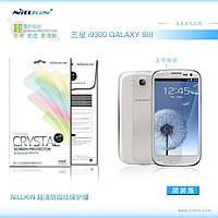 Защитная пленка Nillkin для Samsung i9300 Galaxy S3 глянцевая
