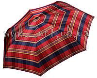 Зонт Три Слона в клетку ( полный автомат, ЛЕГКИЙ ) арт.367-2