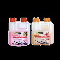 Жидкость стеклоомывателя E-TEC 0.25лит.