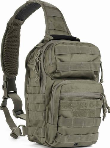Мужской тактический рюкзак Red Rock Rover Sling 921461 оливковый