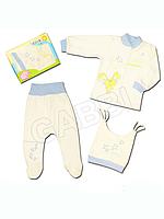 """Детский комплект для мальчика в подарочной упаковке """"Звёздочка"""""""