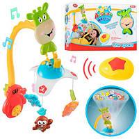 Детская музыкальная карусель на кроватку Play Smart 7561