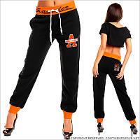 Женские штаны черного цвета