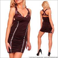Коктейльное платье по фигуре