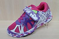 Подростковые кроссовки на девочку, модная стильная спортивная обувь тм JG р.32,36