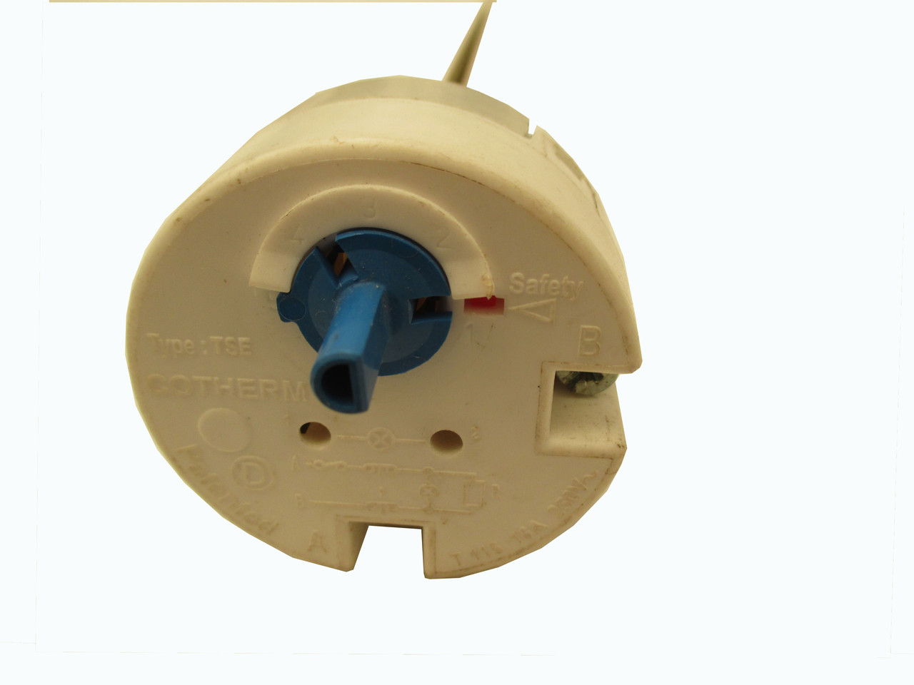 схема подключения терморегулятора рт- 16р1