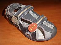 Босоножки сандали детские для мальчика р.26-30
