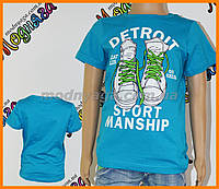 Детские футболки | Модные летние футболки