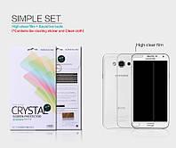 Защитная пленка Nillkin для Samsung E700 Galaxy E7 глянцевая