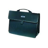 Портфель Economix Е31606 B4 пластиковый 2 отделения