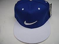 Кепка NIKE с прямым козырьком Nike Snapback Cap in Black