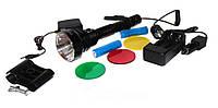 Подствольный фонарь Police Q2805-T6 50000W. Яркий фонарь. Качественный фонарик на гарантии. Код:КТМТ228