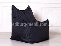 Кресло мешок Фокси    черный Oksford